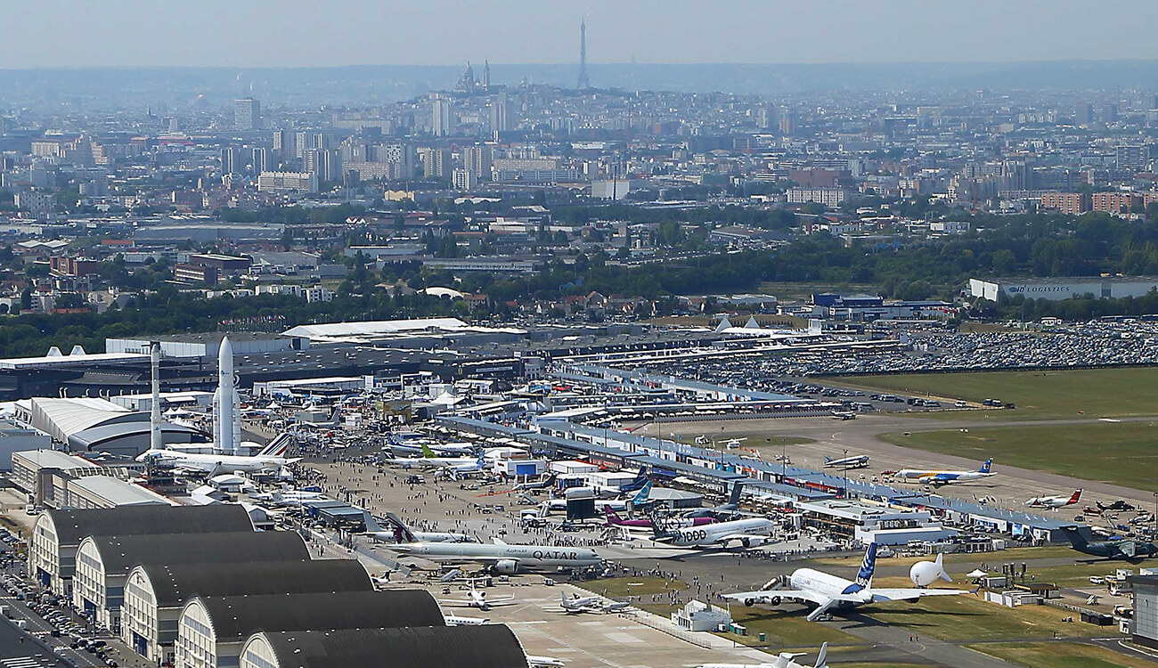 "International Air Show ""Le Bourget-2015"""