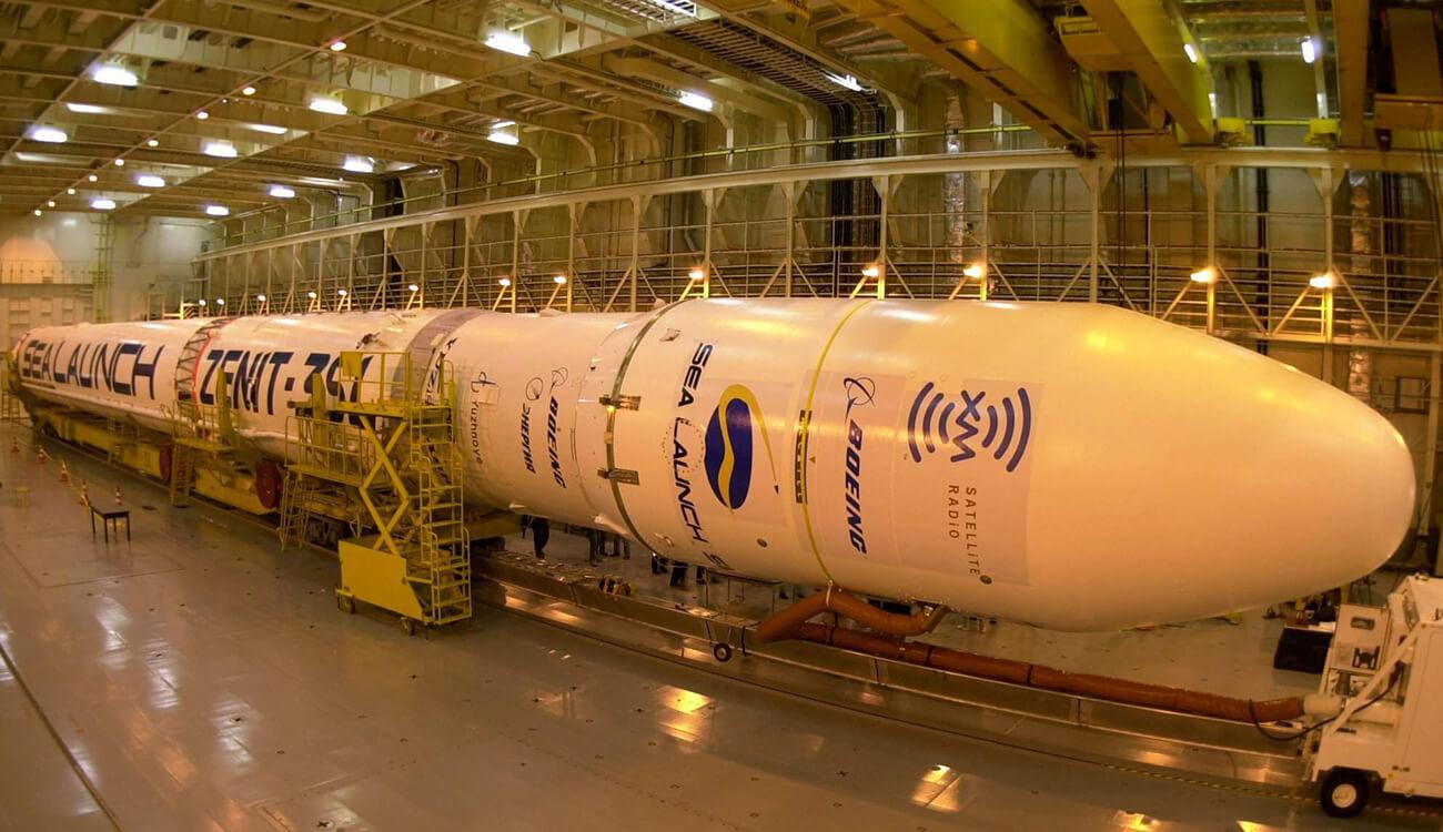 Возобновлено производство ракет-носителей «Зенит»