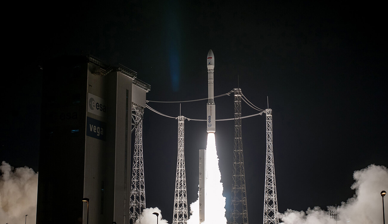 "Successful launch of LV ""Vega"""