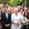 THE PRESIDENT OF UKRAINE VOLODYMYR ZELENSKY VISITED YUZHMASH