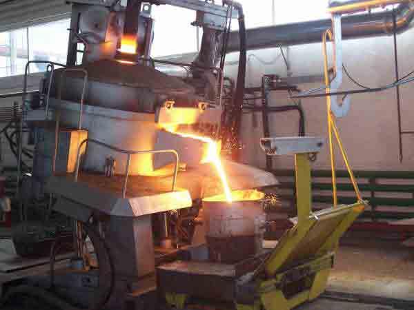 Vacuum induction melting technology