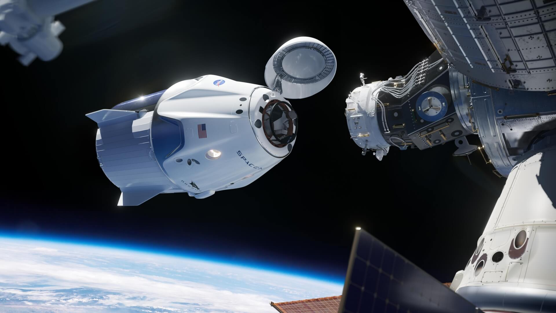 YUZHMASH congratulates SpaceX on the successful launch of the Crew Dragon spacecraft