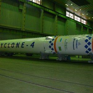 "Ракета-носитель ""Циклон-4"""