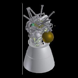 Жидкостные ракетные двигатели РД-809К